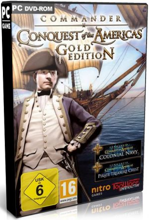 دانلود بازی استراتژی Commander Conquest of the Americas برای PC