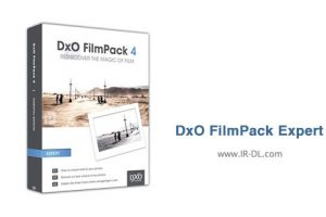 DxO FilmPack Expert - دانلود DxO FilmPack Expert با لینک مستقیم و به صورت رایگان
