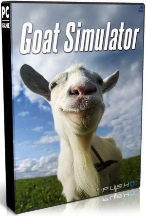 دانلود بازی شبیه سازی Goat Simulator Waste of Space برای PC با لینک مستقیم
