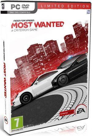 دانلود بازی مسابقه ای Need for Speed Most Wanted Limited Edition برای PC
