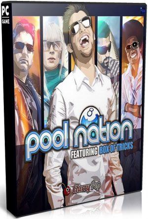 دانلود بازی شبیه سازی و ورزشی Pool Nation برای PC با لینک مستقیم (نسخه RELOADED)