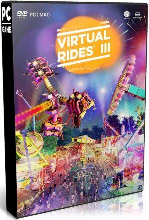 دانلود بازی شبیه سازی Virtual Rides 3 برای PC با لینک مستقیم (نسخه PLAZA)