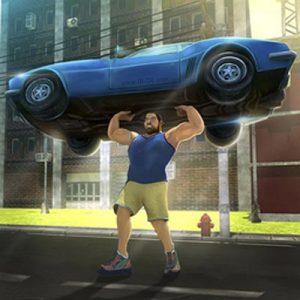 دانلود بازی Hunk Big Man 3D: Fighting Game 9.0 برای اندروید - دانلود بازی