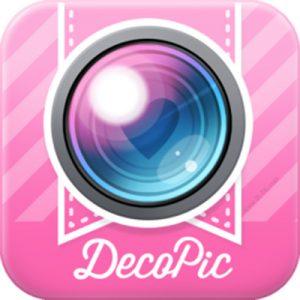 دانلود نرم افزار DECOPIC,Kawaii PhotoEditingApp 3.2.6 ویرایش تصاویر اندروید