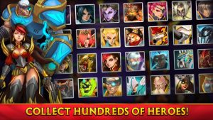 دانلود بازی Alliance: Heroes of the Spire v48629 متحدین: قهرمانان نیزه دار برای اندروید