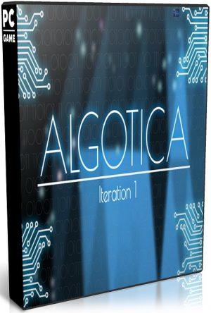 دانلود بازی ماجرایی Algotica Iteration 1 برای PC با لینک مستقیم (نسخه HI2U)
