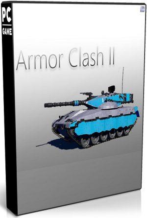 دانلود بازی اکشن و شبیه سازی Armor Clash II برای PC با لینک مستقیم