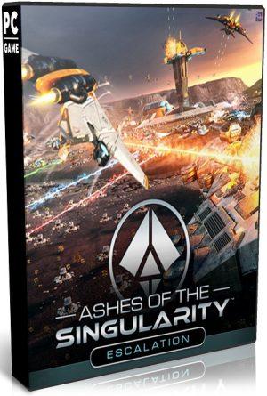 دانلود بازی نقش آفرینی و شبیه سازی Ashes of the Singularity Escalation برای PC