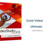 Corel VideoStudio Ultimate X10 - دانلود Corel VideoStudio Ultimate X10 با لینک مستقیم