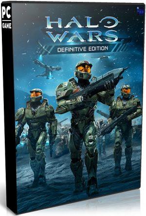 دانلود بازی استراتژی Halo Wars Definitive Edition برای PC با لینک مستقیم