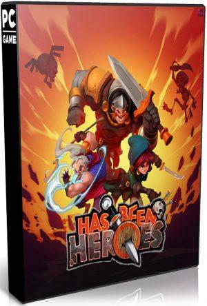 دانلود بازی اکشن و نقش آفرینی Has Been Heroes برای PC با لینک مستقیم