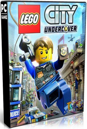 دانلود بازی اکشن LEGO City Undercover برای PC با لینک مستقیم (نسخه CODEX)