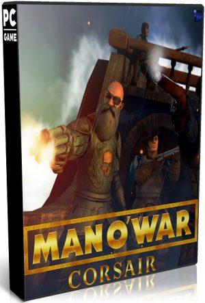 دانلود بازی اکشن و ماجرایی Man O War Corsair Warhammer Naval Battles برای PC