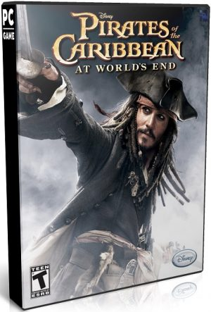 دانلود بازی اکشن و ماجرایی Pirates of the Caribbean At Worlds End برای PC