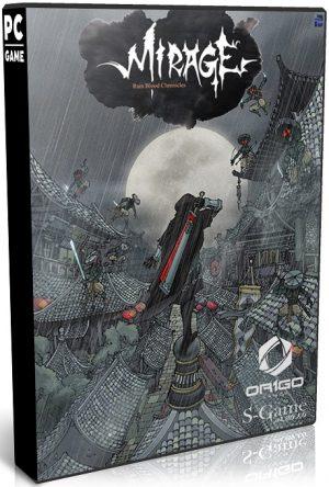دانلود بازی اکشن و ماجرایی Rain Blood Chronicles Mirage برای PC