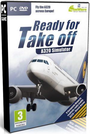 دانلود بازی شبیه سازی Ready for Take off A320 Simulator برای PC با لینک مستقیم