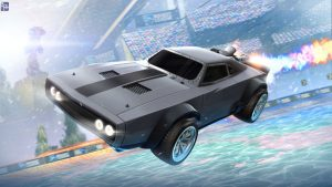 دانلود بازی اکشن و مسابقه ای Rocket League The Fate of the Furious برای PC