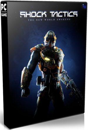 دانلود بازی نقش آفرینی و استراتژی Shock Tactics برای PC با لینک مستقیم