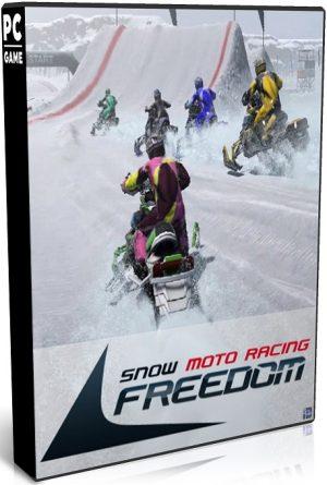 دانلود بازی مسابقه ای و شبیه سازی Snow Moto Racing Freedom برای PC