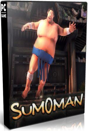 دانلود بازی اکشن و ماجرایی Sumoman برای PC با لینک مستقیم (نسخه CODEX)