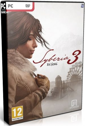 دانلود بازی ماجرایی Syberia 3 برای PC با لینک مستقیم (نسخه CODEX)
