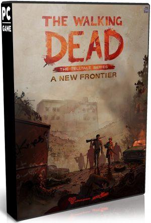 دانلود بازی ماجرایی The Walking Dead A New Frontier Episode 4 برای PC