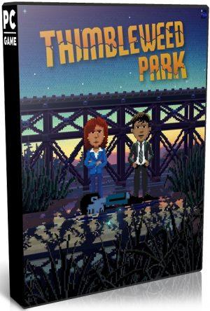 دانلود بازی ماجرایی Thimbleweed Park برای PC با لینک مستقیم (نسخه RELOADED)