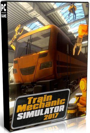 دانلود بازی شبیه سازی Train Mechanic Simulator 2017 برای PC با لینک مستقیم