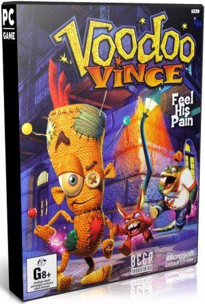 دانلود بازی اکشن و ماجرایی Voodoo Vince Remastered برای PC با لینک مستقیم