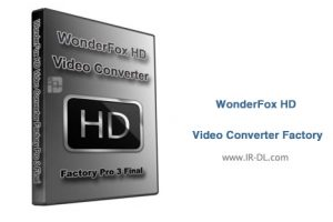 WonderFox HD Video Converter Factory - دانلود WonderFox HD Video Converter Factory با لینک مستیم