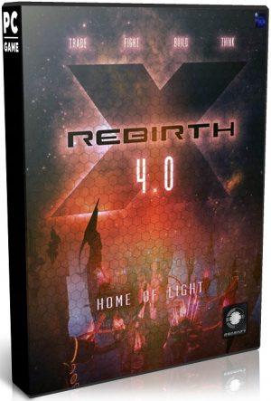 دانلود بازی اکشن و شبیه سازی 4 X Rebirth برای PC با لینک مستقیم (نسخه PLAZA)