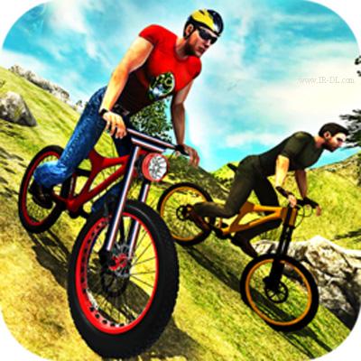 دانلود بازی Uphill Offroad Bicycle Rider 1.6 مسابقه دوچرخه سواری برای اندروید