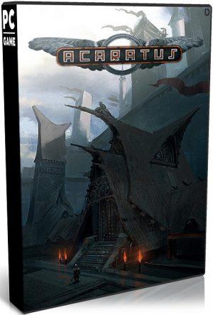 دانلود بازی ماجرایی و نقش آفرینی Acaratus برای PC با لینک مستقیم (نسخه RELOADED)