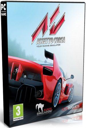 دانلود بازی شبیه سازی و مسابقه ای Assetto Corsa Ready To Race برای PC