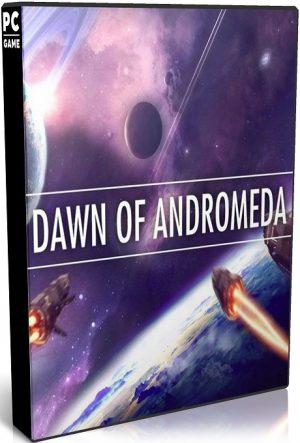 دانلود بازی استراتژی Dawn of Andromeda برای PC با لینک مستقیم (نسخه RELOADED)