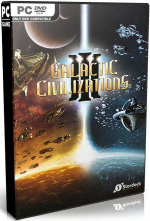 دانلود بازی استراتژی و شبیه سازی Galactic Civilizations III Crusade برای PC