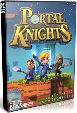 دانلود بازی اکشن و ماجرایی Portal Knights برای PC با لینک مستقیم (نسخه CODEX)