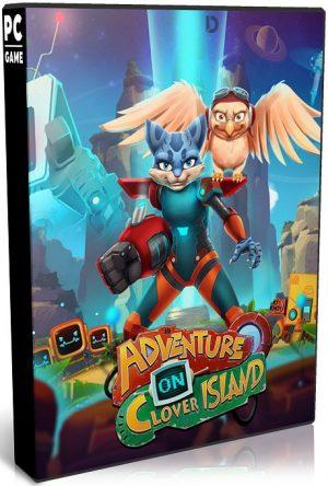 دانلود بازی اکشن و ماجرایی Skylar and Plux Adventure On Clover Island برای PC