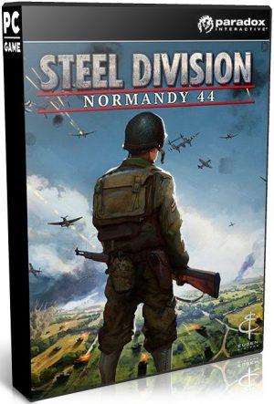 دانلود بازی اکشن و شبیه سازی Steel Division Normandy 44 برای PC با لینک مستقیم