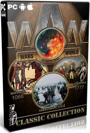 دانلود بازی استراتژی Wars Across The World برای PC با لینک مستقیم