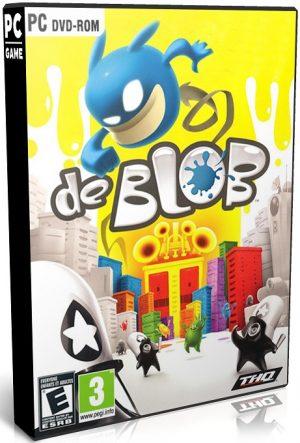 دانلود بازی اکشن و ماجرایی de Blob برای PC با لینک مستقیم (نسخه CODEX)