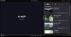 دانلود پخش کننده محبوب و حرفه ای مالتی مدیا ویندوز the KMPlayer