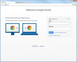 دانلود مرورگر حرفه ای و محبوب Google Chrome