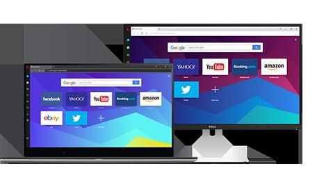 دانلود مرورگر حرفه ای و قدرتمند اپرا Opera Web Browser 47.0.2631.71