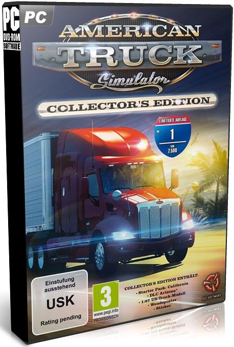 دانلود بازی American Truck Simulator Heavy Cargo Pack برای PC
