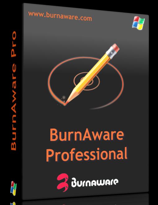 BurnAware professional ابزار دیسک نوری. دانلود رایگان BurnAware professional