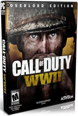 دانلود بازی اکشن Call of Duty WWII برای PC با لینک مستقیم و به صورت کاملا رایگان