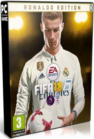 دانلود بازی ورزشی و شبیه سازی FIFA 18 برای PC با لینک مستقیم و به صورت کاملا رایگان