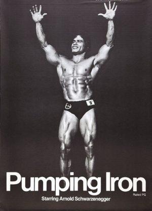 دانلود مستند تپش آهن - Pumping Iron 1977 با لینک مستقیم و به صورت کاملا رایگان