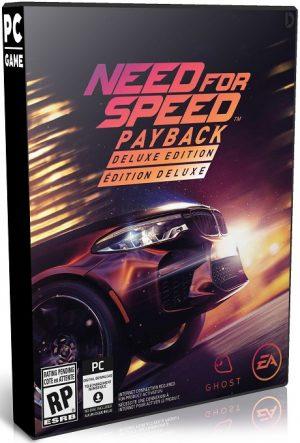 دانلود بازی مسابقه ای Need for Speed Payback برای PC با لینک مستقیم